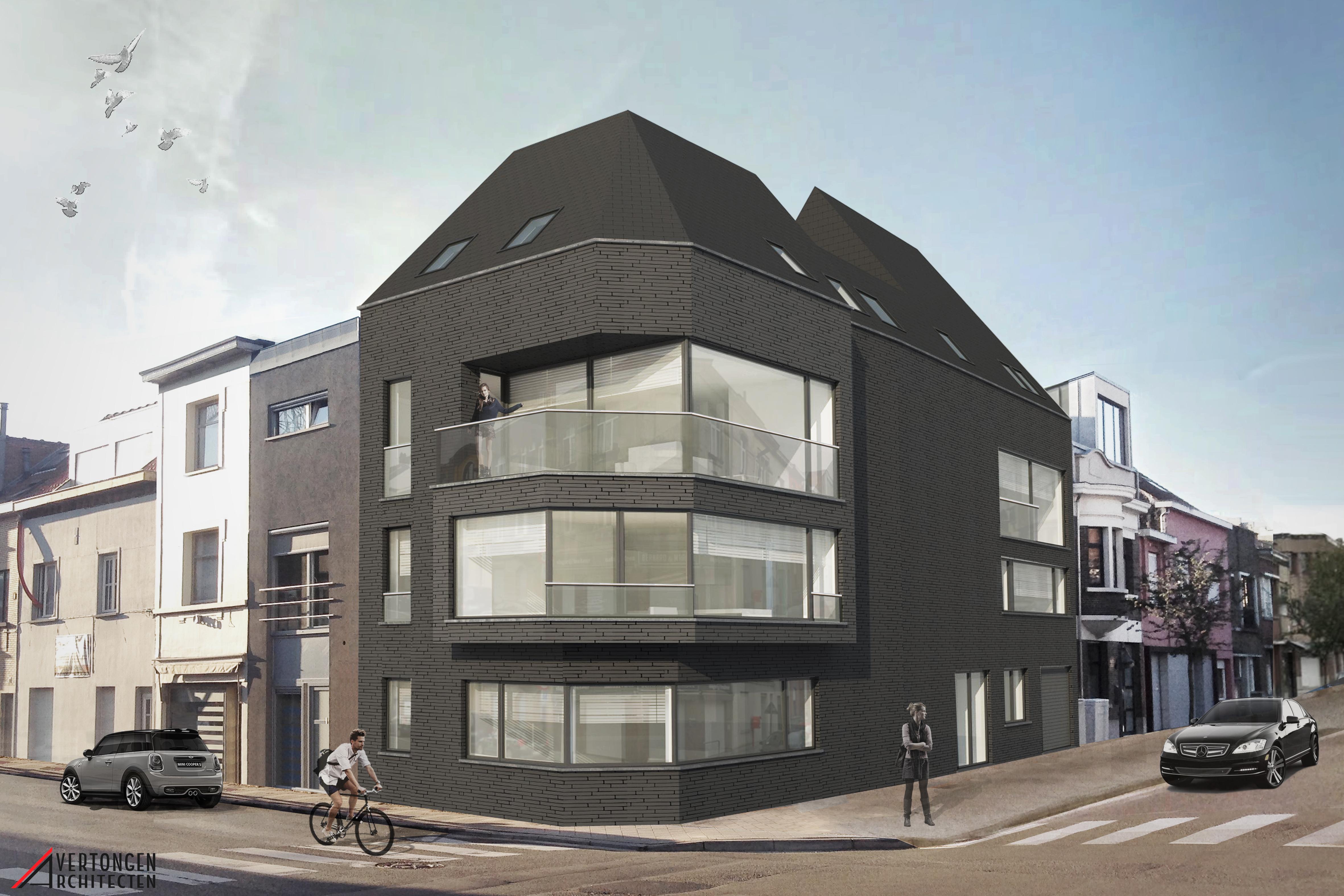 Patijntjesstraat appartementen